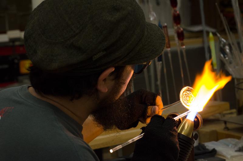 Takao Miyake at Penland School of Crafts