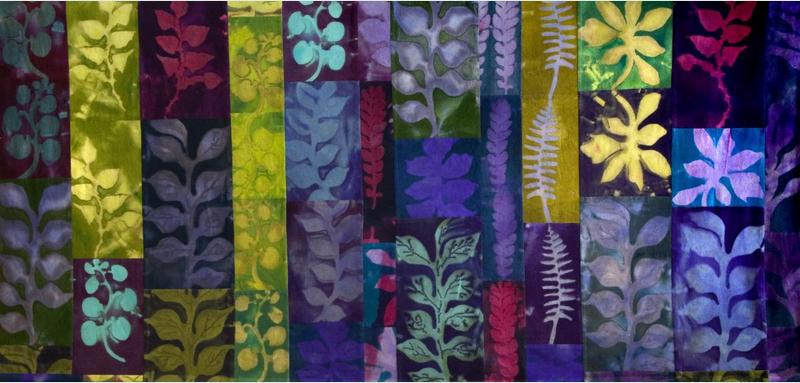 Spring Growth by Carol LeBaron