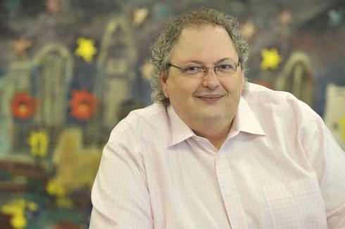 portrait of Robert Bush
