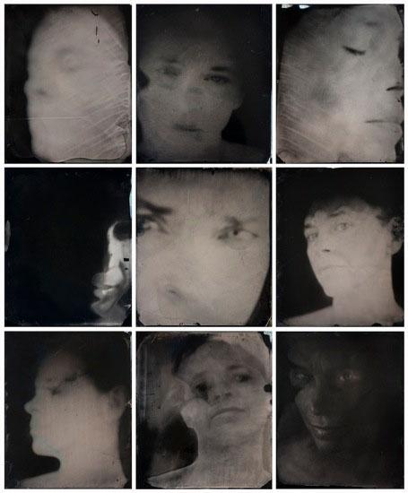 Sally Mann Untitled (Self Portraits)