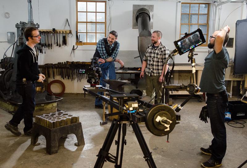 Seth Gould on Craftsmans Legacy