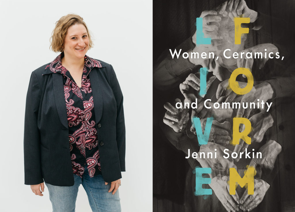 jenni sorkin and book