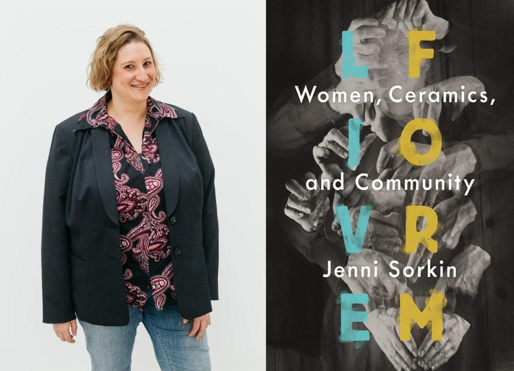 jenni sorkin and book