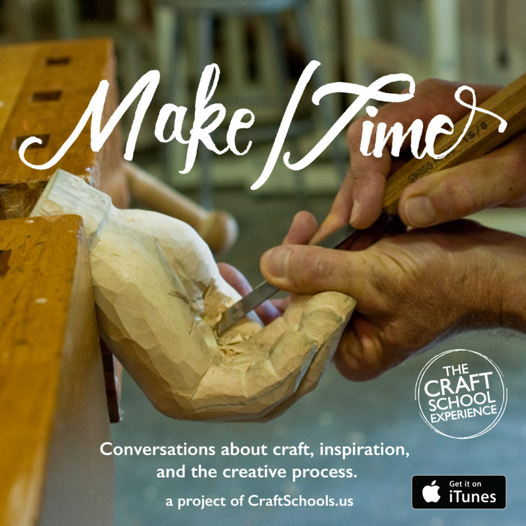 Make/Time podcast