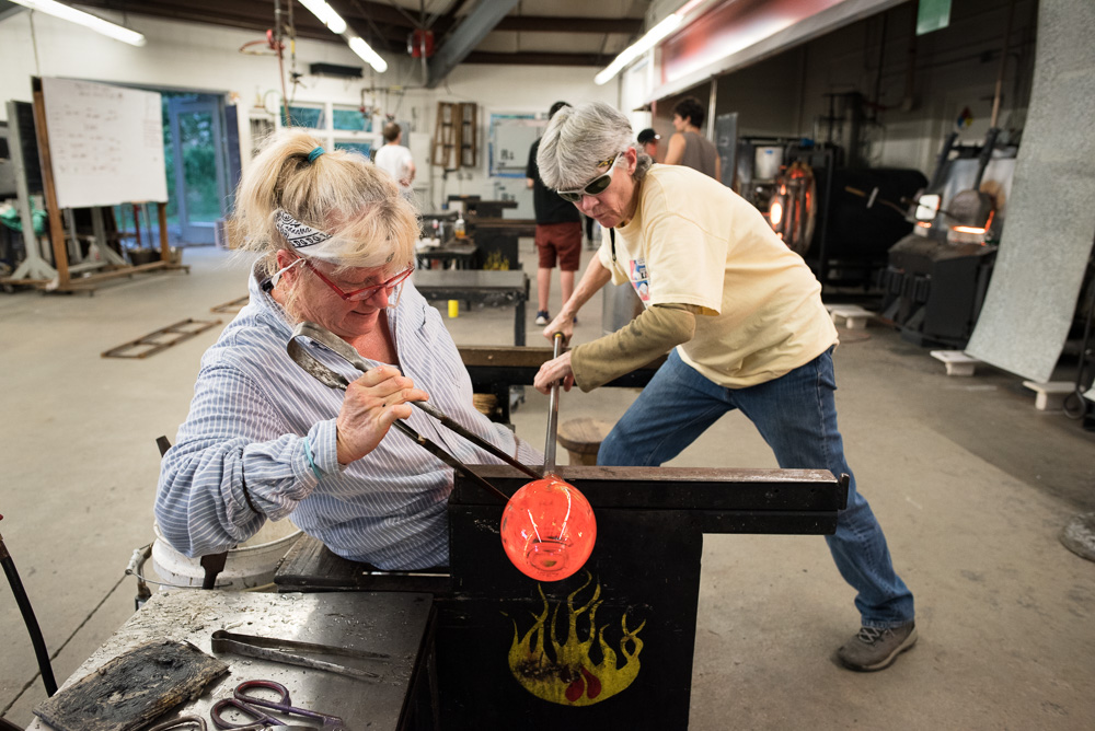 Penland Hot Shop
