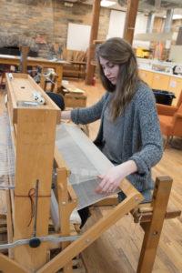 Katie Wigglesworth at Penland School