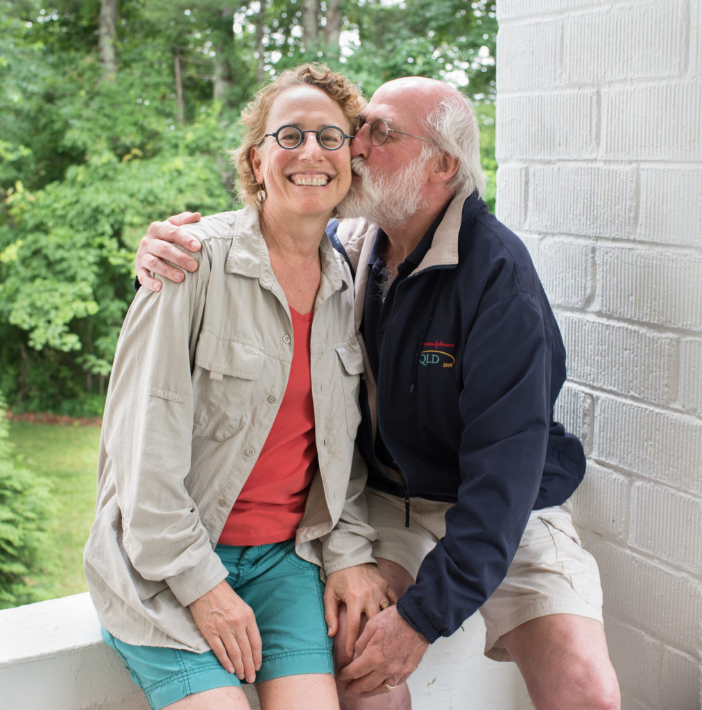 Richard Margolis and Sherry Phillips