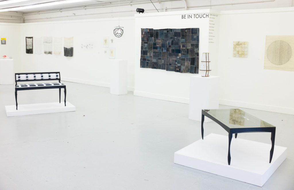 BE IN TOUCH: 2017 Core Fellowship Exhibition