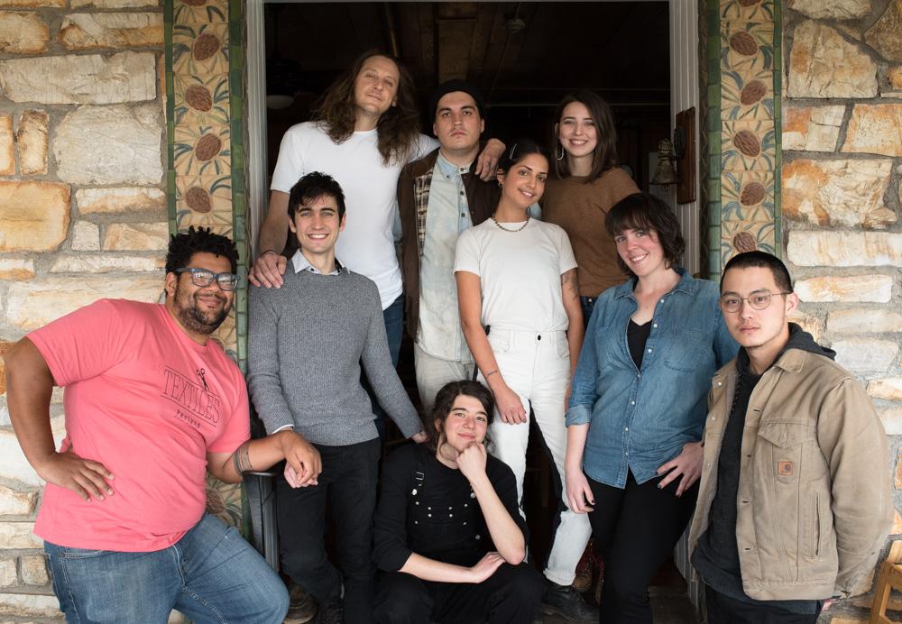 Penland's 2018 core fellows