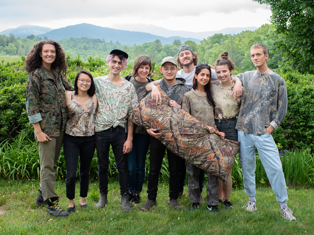Penland's core fellows