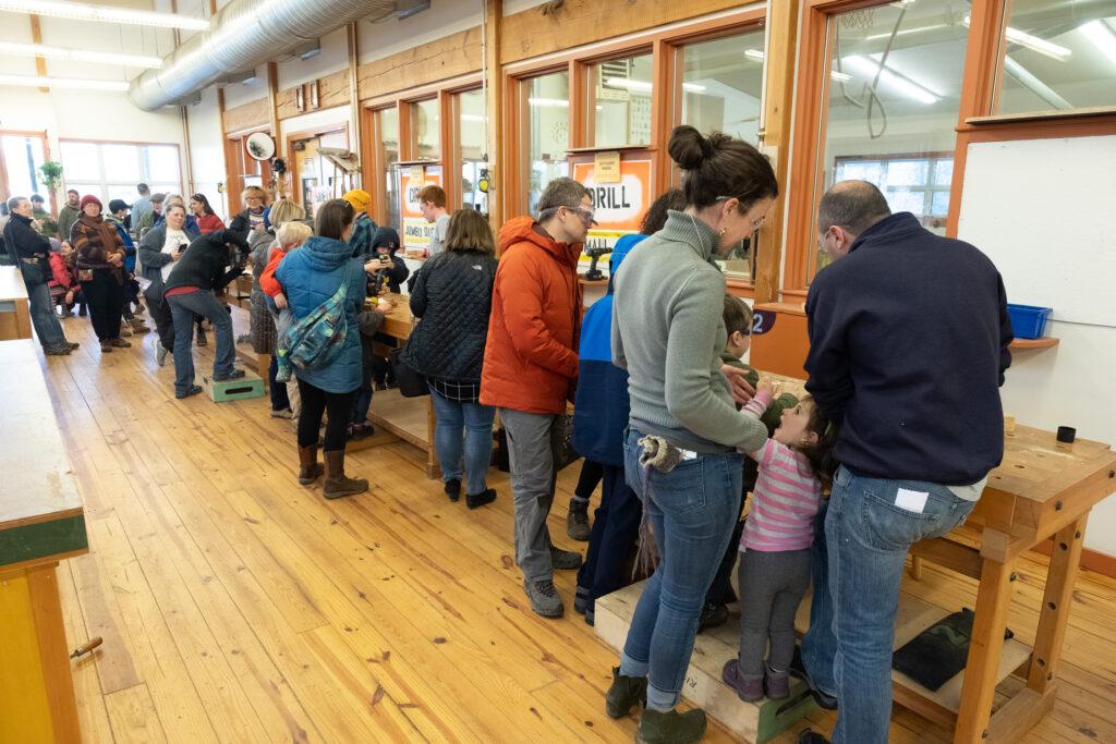 Penland community open house