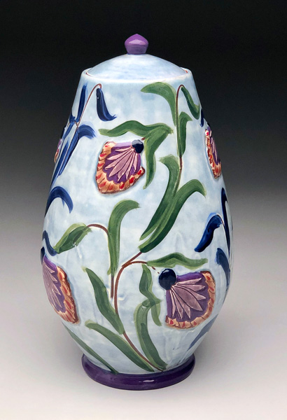 ceramic work by Ben Carter