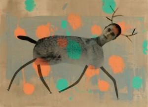 Roberts-Deer with Spots