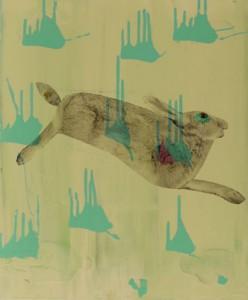 Roberts-Startled Rabbit