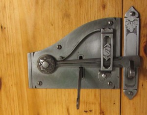 Gould-Door Latch2