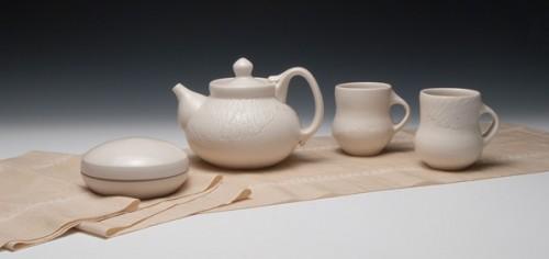 Spadone-Tea Set