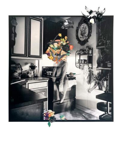 Mercedes Jelinek, Insomnia, archival pigment print, 22 x 17 inches