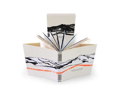 artist book by Maria Veronica San Martin