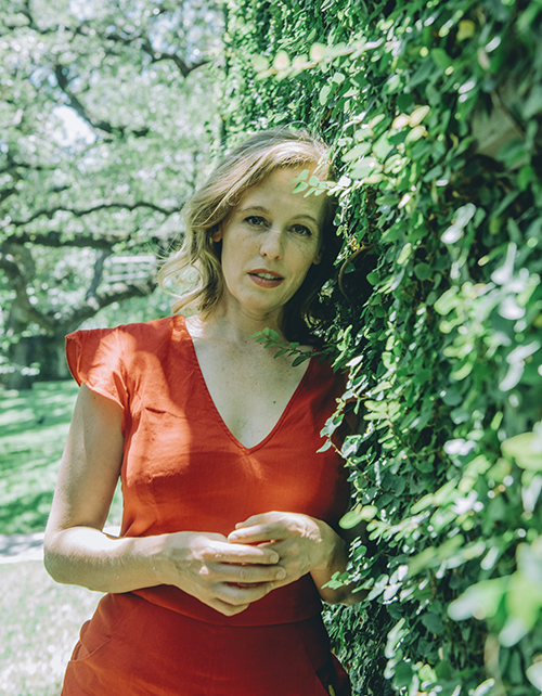 portrait of Tift Merritt
