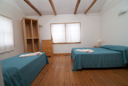 Double room, Arbor House