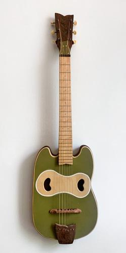 musical instrument by Keun Ho Peter Park